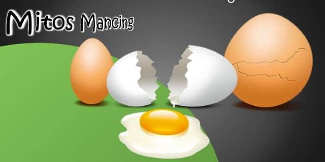 mitos mancing