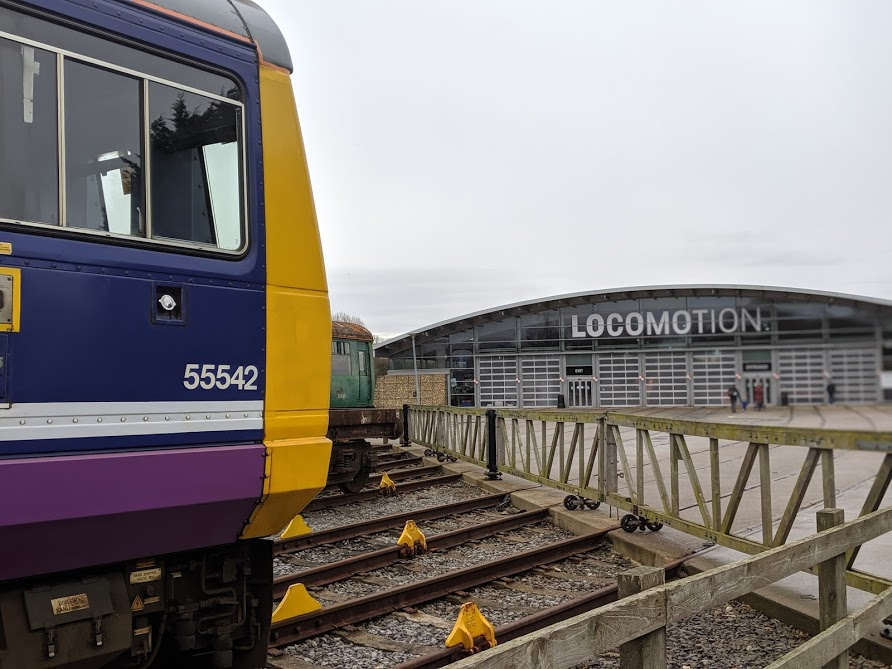 10 Reasons to Visit Locomotion Shildon  - its free
