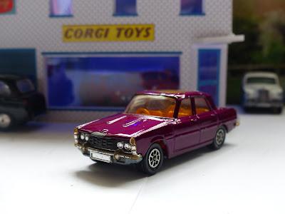 281 Rover 2000 TC