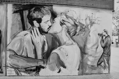 Grafiti Enamorado