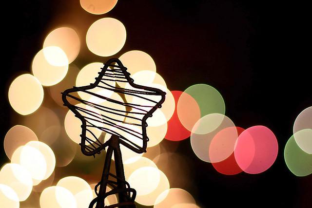 9 mẹo chụp ảnh Bokeh đẹp trong đêm Giáng sinh