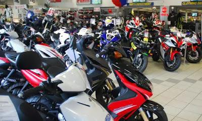 Tips beli motor bekas dengan sistem kredit