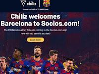 """Raksasa Sepak Bola Spanyol """"Barcelona"""" Akan Meluncurkan Token Kripto"""