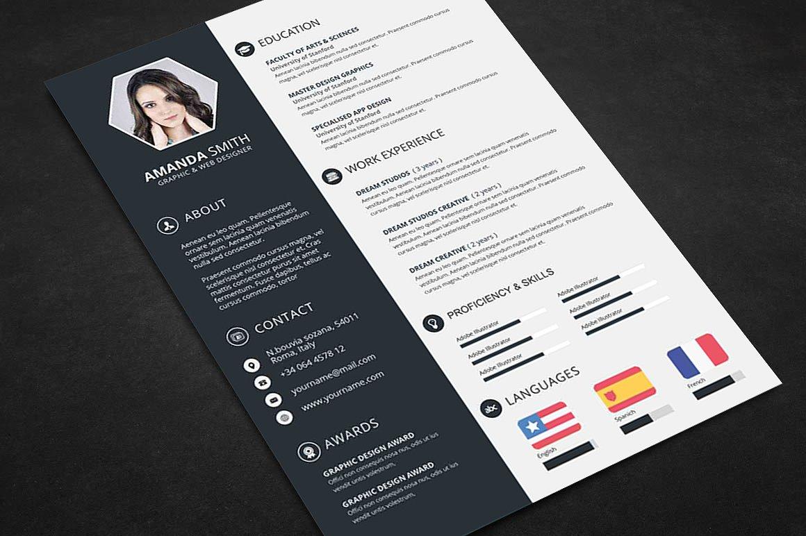 resume cv psd