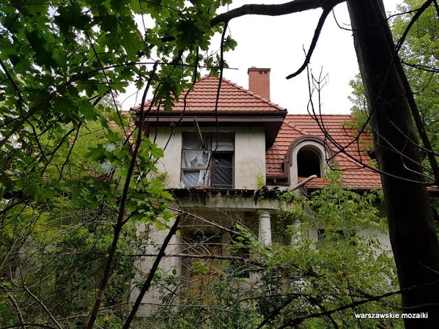 Warszawa Warsaw Bielany Młociny ulice Młocin Miasto Ogród architektura architecture