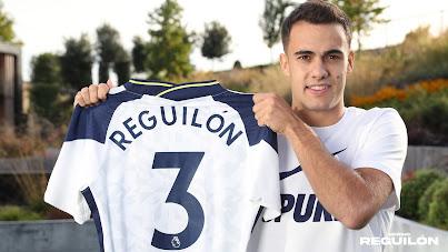 OFICIAL: Sergio Reguilón ficha por el Tottenham