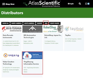 Atlas Scientific 美國原廠授權