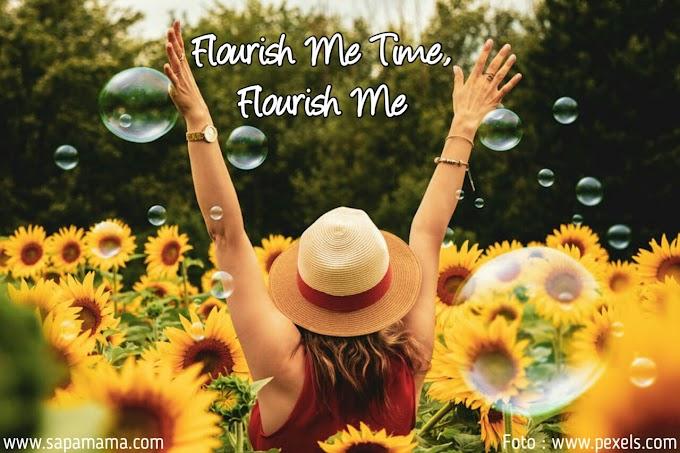 Flourish Me Time, Flourish Me, Makin Harum dan Percaya Diri dengan Mandi Parfum Vitalis Body Wash