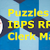 Puzzles for IBPS RRB Clerk Mains 2019 | 16th September 2019