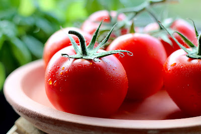 Tomatoes for Radient skin