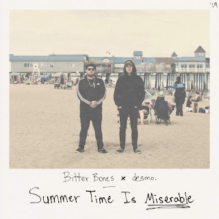 New Music: Bitter Bones And Desmo – Summer Time Is Miserable