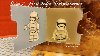 Lego Star Wars Advent Calendar 2017 Day 7