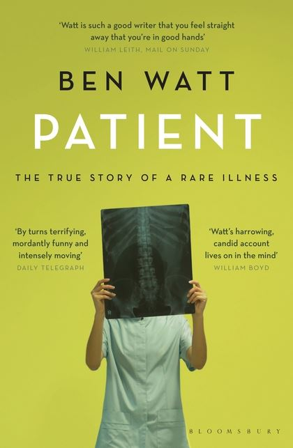 Book Review: Patient By Ben Watt