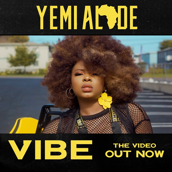 Free Download Yemi Alade - Vibe Mp3