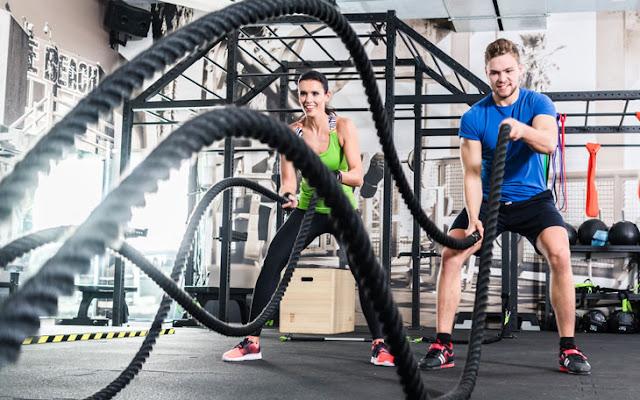 Exercícios mais comuns do Treinamento Funcional