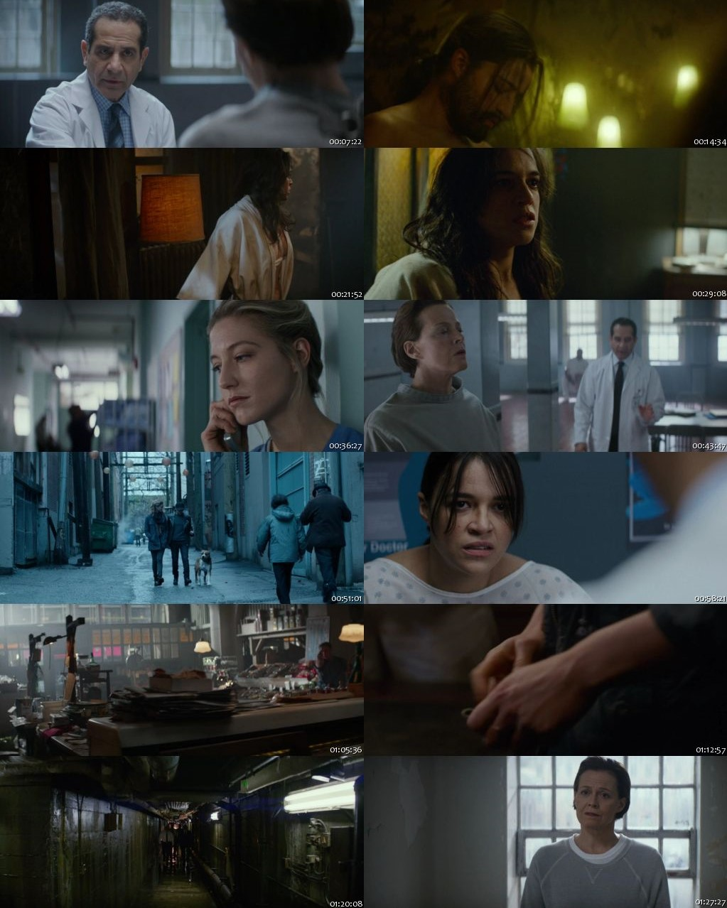 The Assignment 2016 BRRip 720p