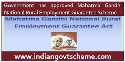 Mahatma Gandhi National Rural
