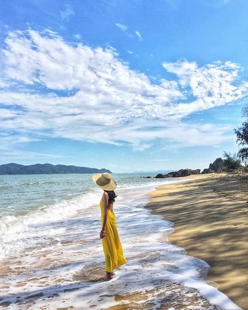 Đảo Cái Chiên Quảng Ninh đẹp bình yên qua ảnh check-in của giới trẻ 1