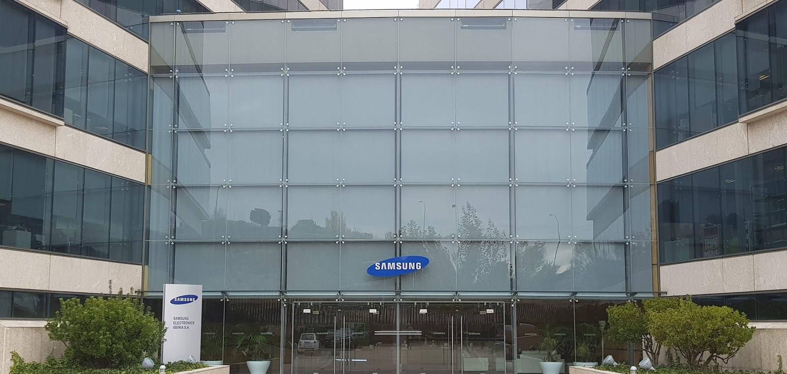 Samsung factura en espa a todos los productos que vende y for Oficinas simyo