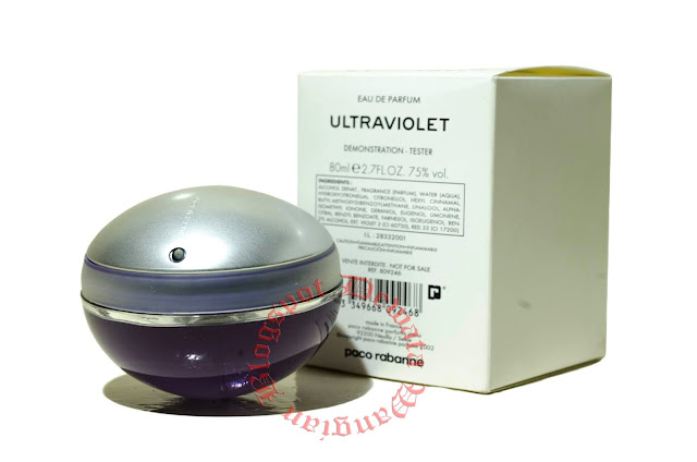 Paco Rabanne Ultraviolet Tester Perfume