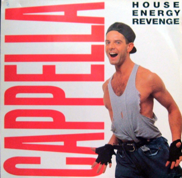 Sucessos De Sempre Cappella House Energy Revenge