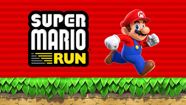 iPhone Super Mario Run Oyunu
