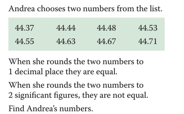 Resourceaholic: Number