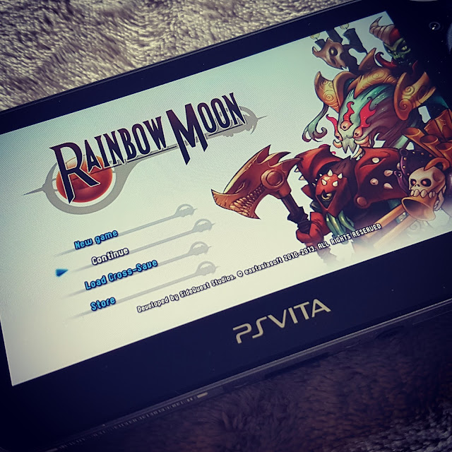 Review: Rainbow Moon