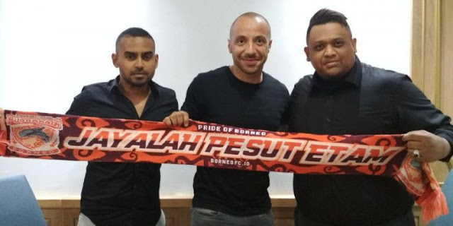 Resmi : Borneo FC Dapatkan Eks Real Madrid
