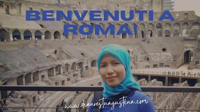 Banyak Jalan Menuju Roma