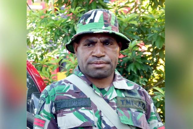 Eks TNI Membelot, TPNPB Sebut Lucky Kesal Sering Lihat Warga Ditembak