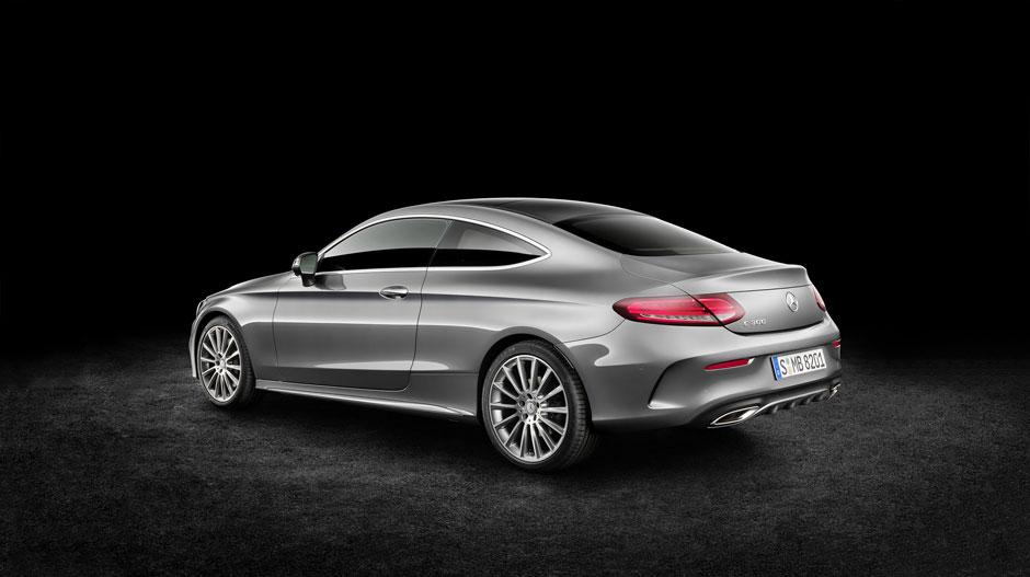 C-Class Coupe 2016 là siêu phẩm mới nhất của Mercedes