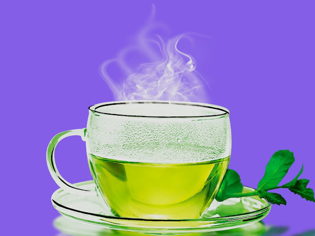 Green Tea Can also be Harmful