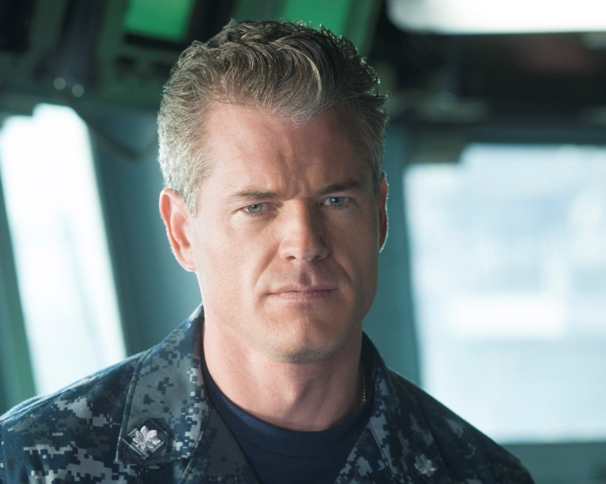Eric Dane en The Last Ship