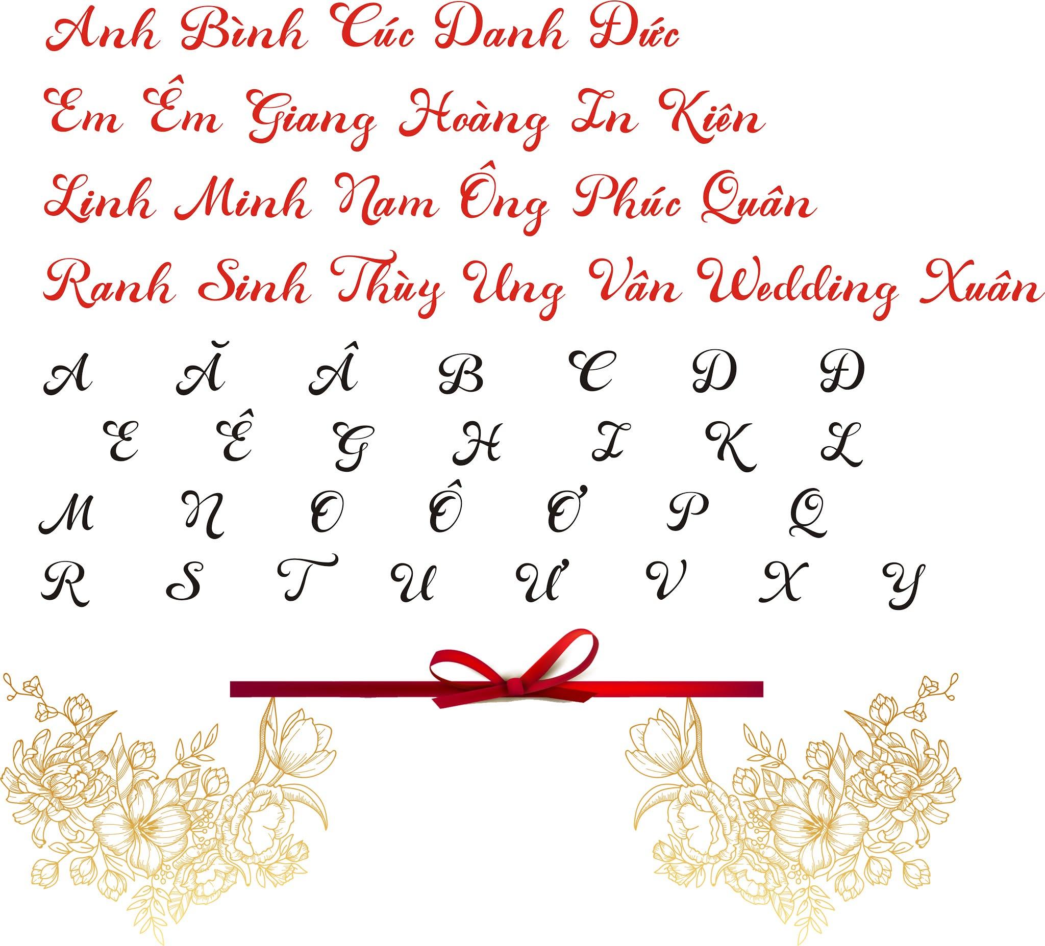Phần Mềm fonts chữ Đẹp