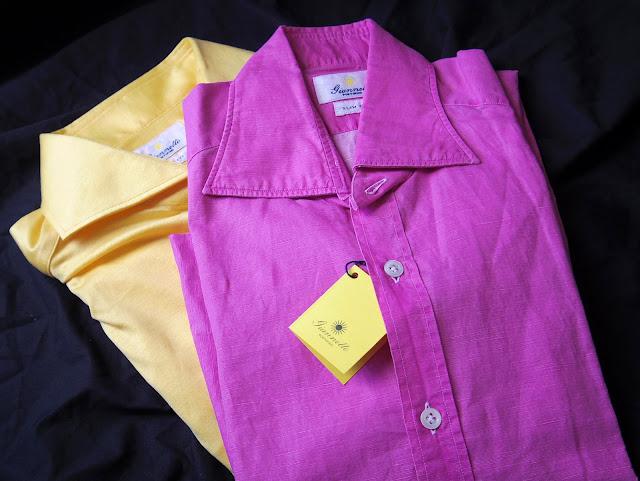 ジャンネットの長袖シャツ