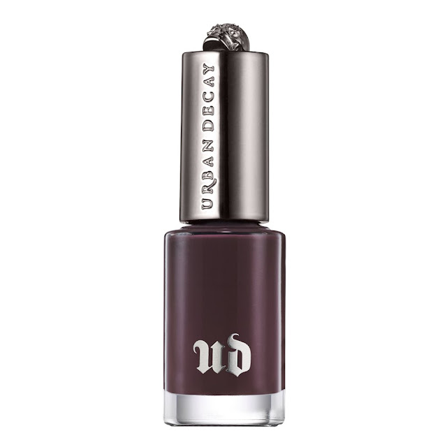 Naked Nail Color - vernis Urban Decay - Blog beauté Les Mousquetettes