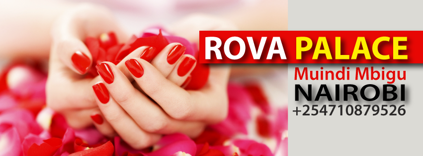 You Missed This: Best Affordable Salons Nairobi CBD: Rova Palace