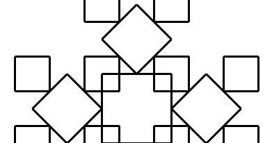 mathrecreation: another iteration of squares
