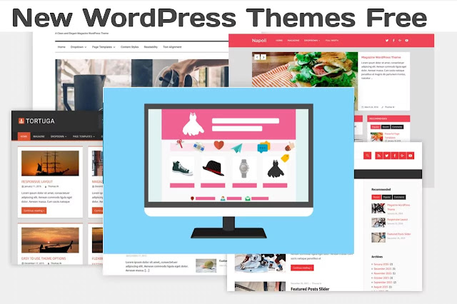 Top picks WordPress best free themes