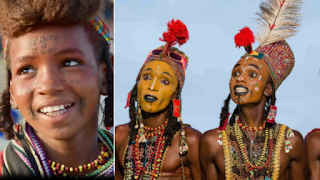 Mbororo-Bororo-Woodaabe-tribe-where-women-are-permitted-to-marry-new-husband-every-year