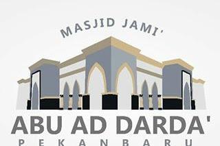 Lowongan Kerja Masjid Abu Ad Darda Pekanbaru Februari 2019