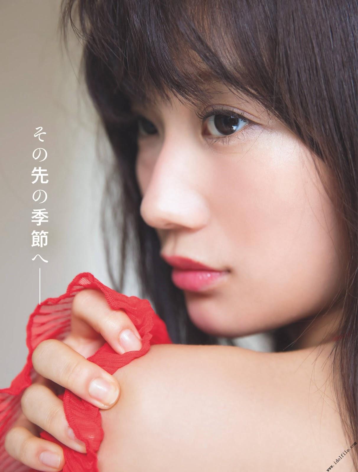 Yuka Ogura 小倉優香, Platinum FLASH 2017 Vol.01 (プラチナフラッシュ 2017 Vol.1)