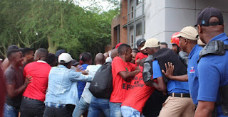TUT shut down campuses due to continued protests