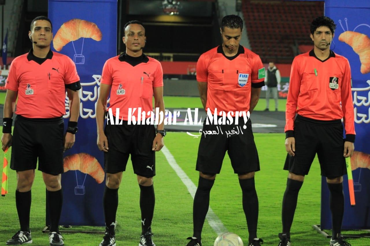 بعدسة الخبر المصري | شاهد صور مباراة الزمالك والمصري