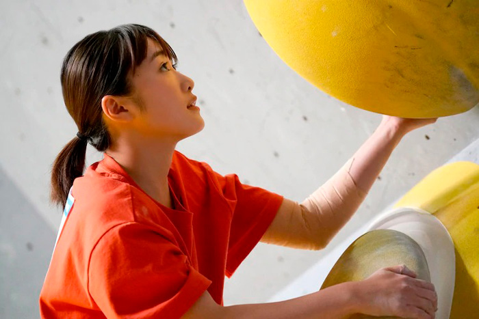 Kotera-san Climbs! (Noboru Kotera-san) live-action film