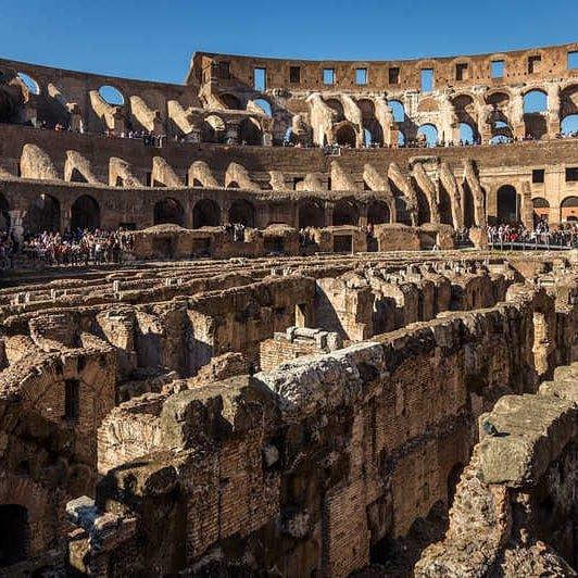 Colosseum Rome 3