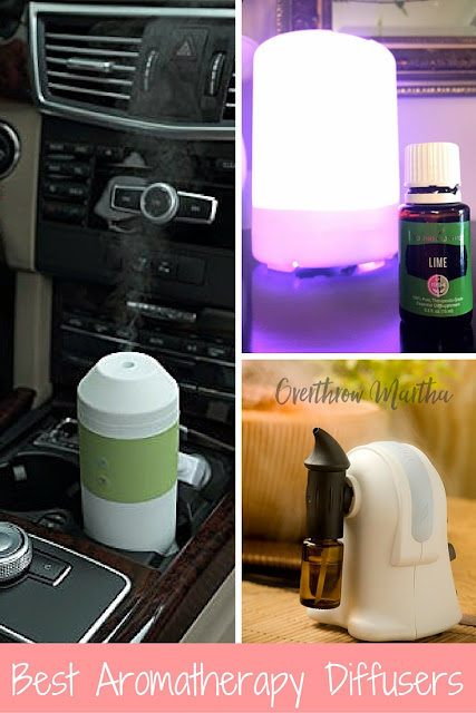Top 5 essential oil diffusers for aromatherapy