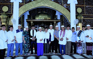 Pemprov Jambi Doa Zikir Bersama Menyambut Tahun Baru 1441 Hijriah