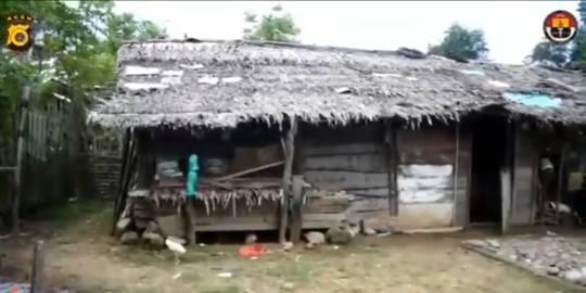 Kisah Gubuk Reot Buruh Tani Hampir Roboh, 'Disulap' Polisi Aceh Jadi Rumah Layak Huni